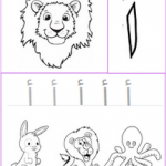 تعليم الحروف الهجائية للأطفال- سلسلة أوراق عمل